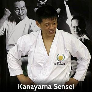 Kanayama Sensei