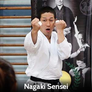 Nagaki Sensei